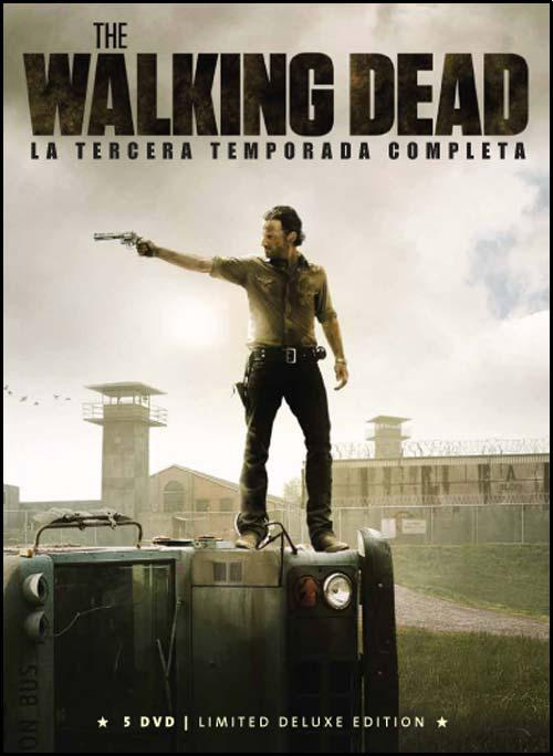 The Walking Dead - Temp 3 (5DVD)