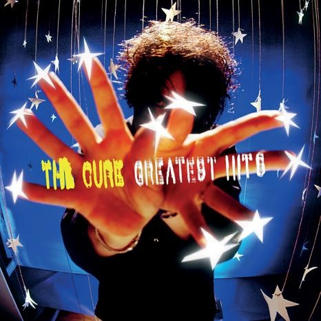 The Cure - The Greatest Hits  (2LP)