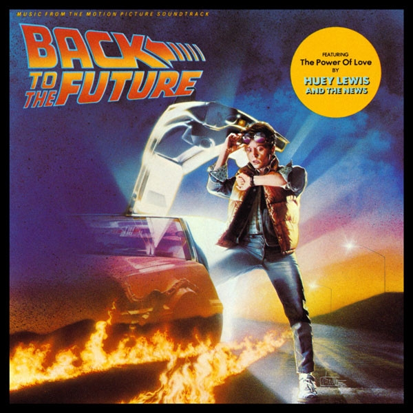 Soundtrack - Back To The Future (Import)