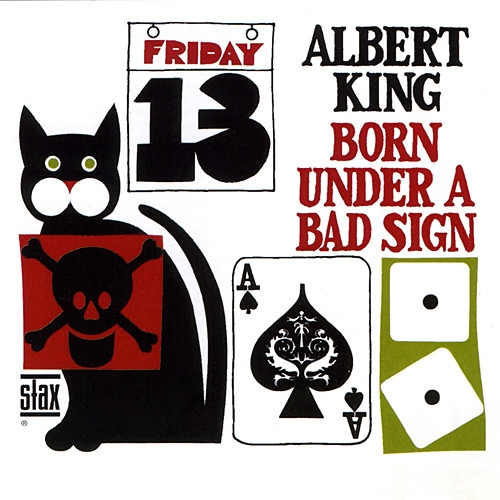 Albert King - Born Under A Bad Sign (Import)
