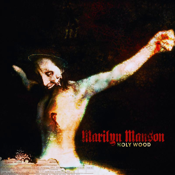 Marilyn Manson - Holy Wood (Import)