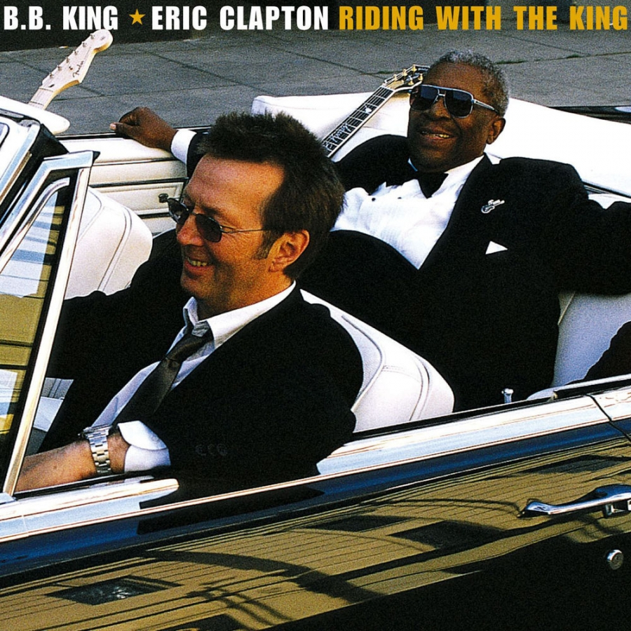 B.B. King / Eric Clapton - Riding With The King (2LP)