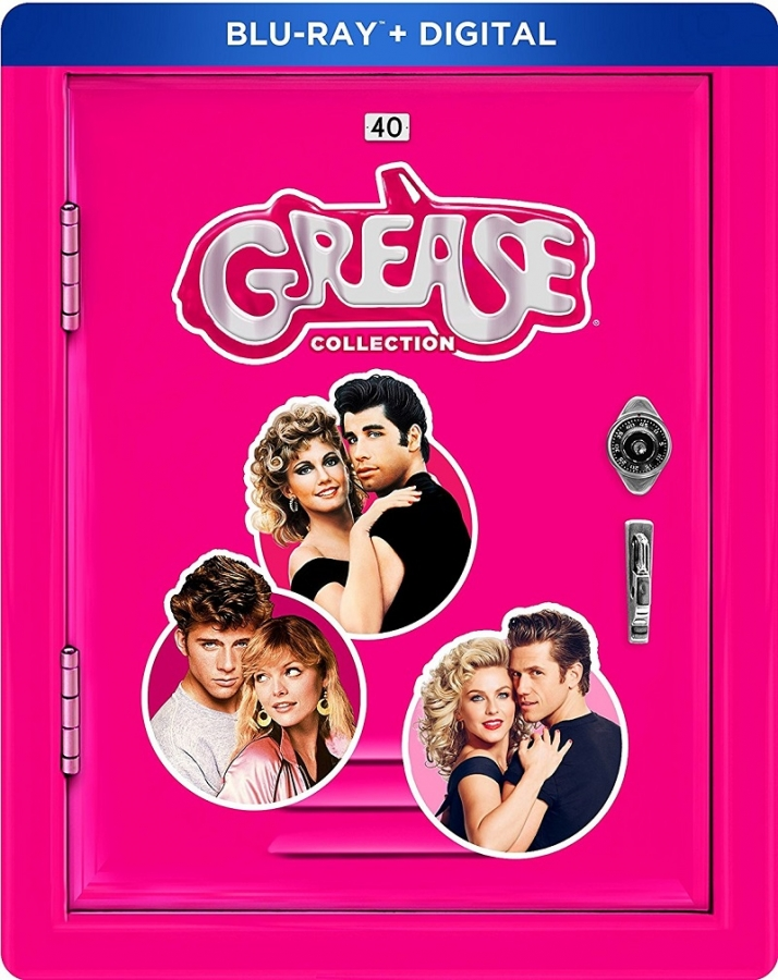 Grease Collection 40TH Aniversario  (3BR Import)