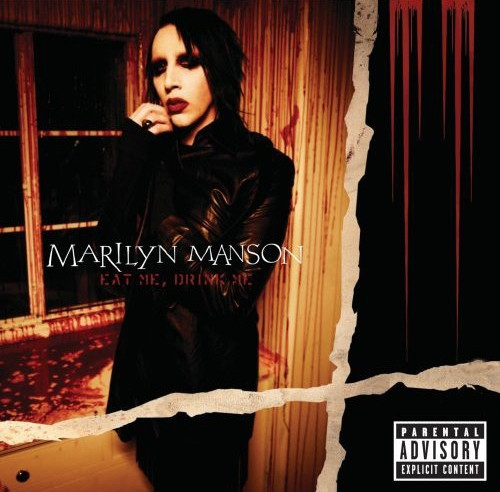 Marilyn Manson - Eat Me, Drink Me (Import)