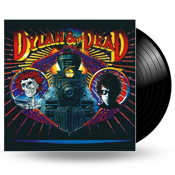 Bob Dylan & Grateful Dead - Dylan & The Dead
