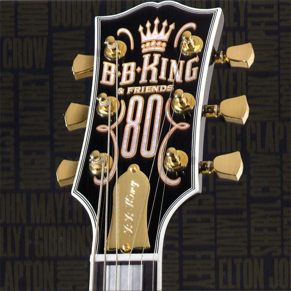 B.B. King - B.B. King & Friends 80 (Import)