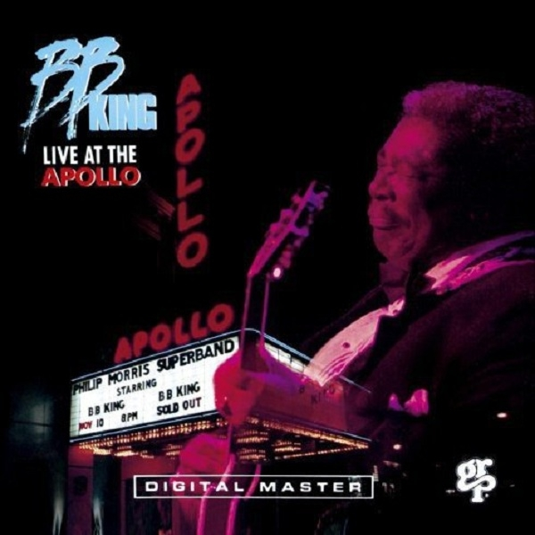 B.B. King - Live At The Apollo (Import)