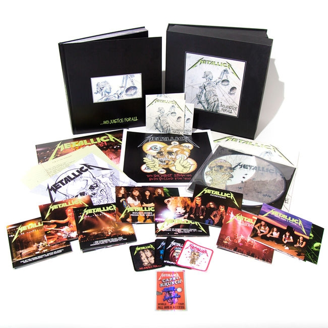 Metallica - ...And Justice For All (5LP + 10