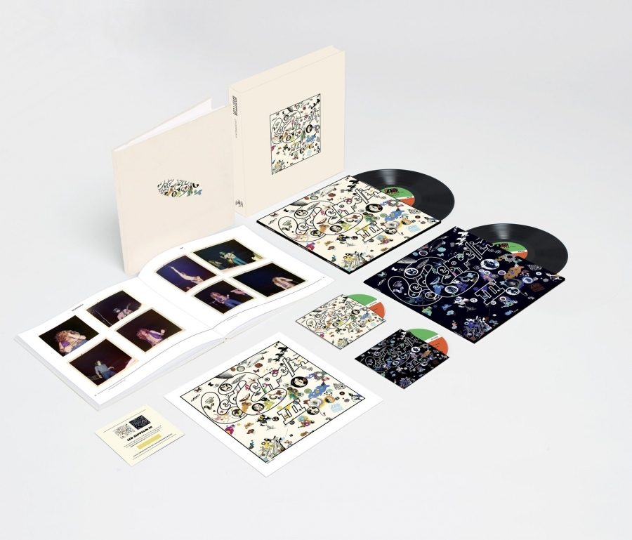 Led Zeppelin - Led Zeppelin III (2LP+2CD)