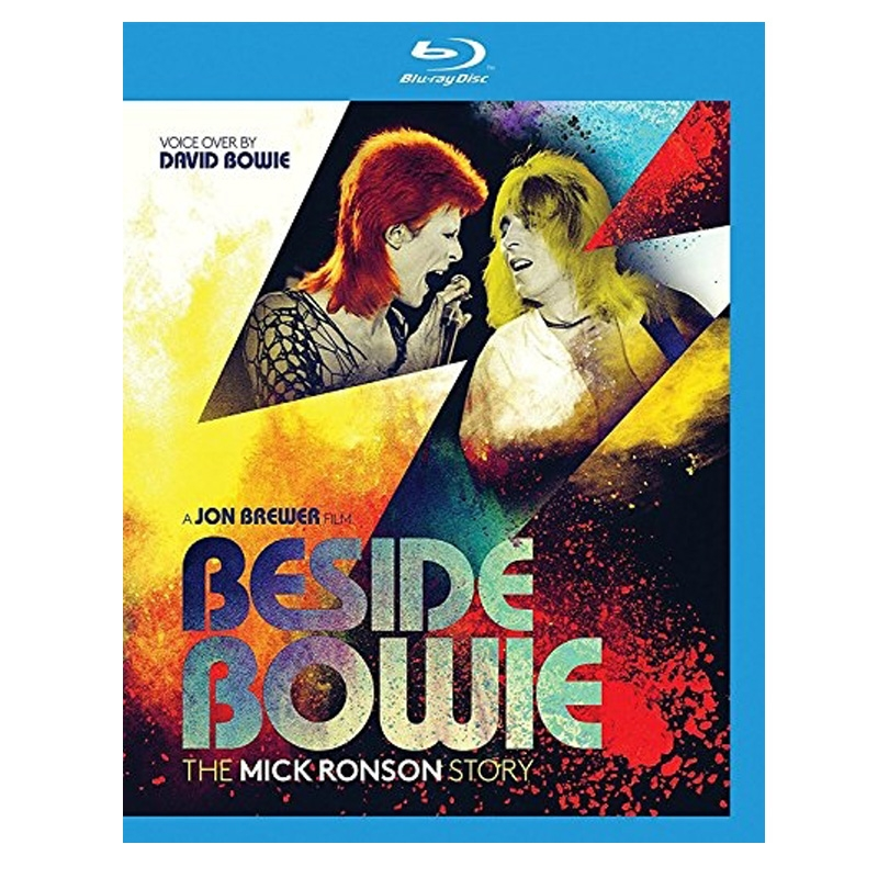 Beside Bowie: The Mick Ronson Story (BR Import)