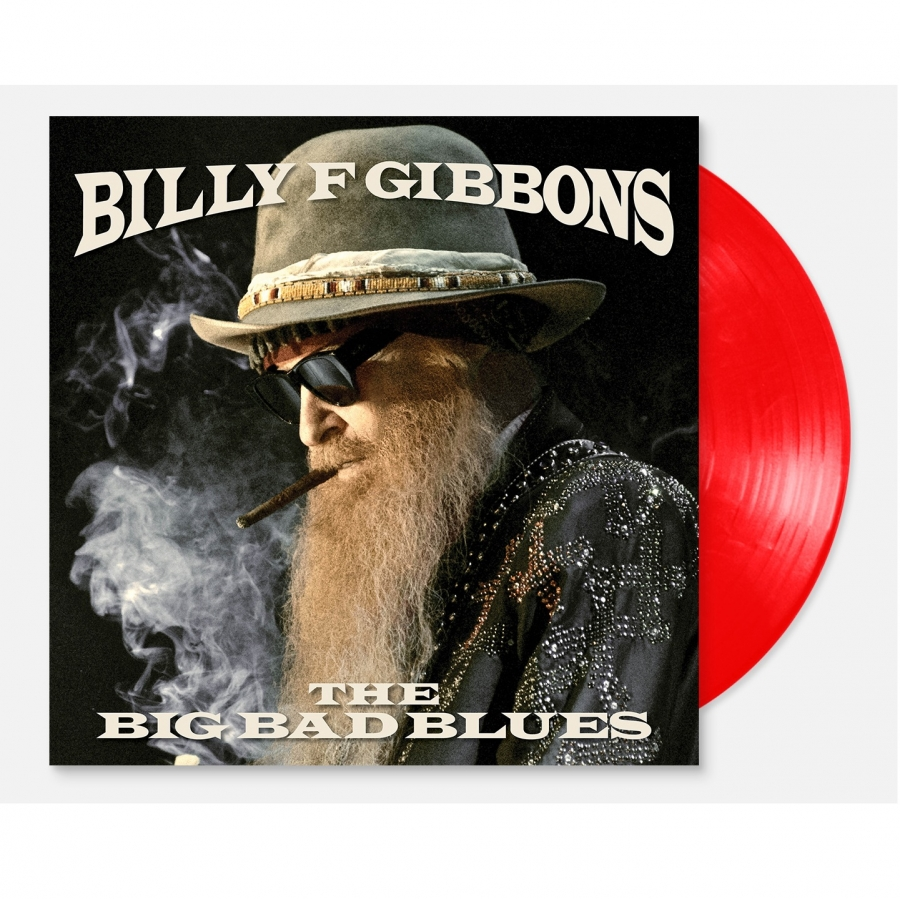Billy Gibbons - The Big Bad Blues (LP Color)