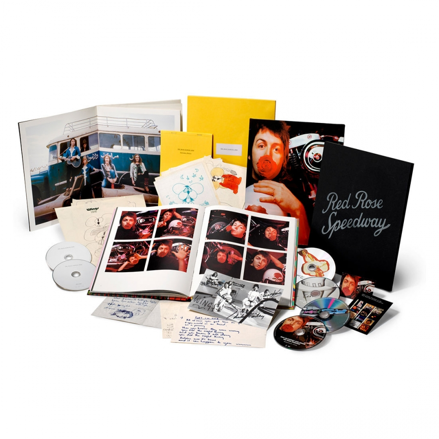 Paul McCartney - Red Rose Speedway Deluxe Edition