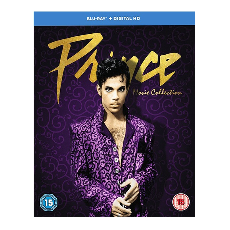 Prince Movie Collection (3BR Import)