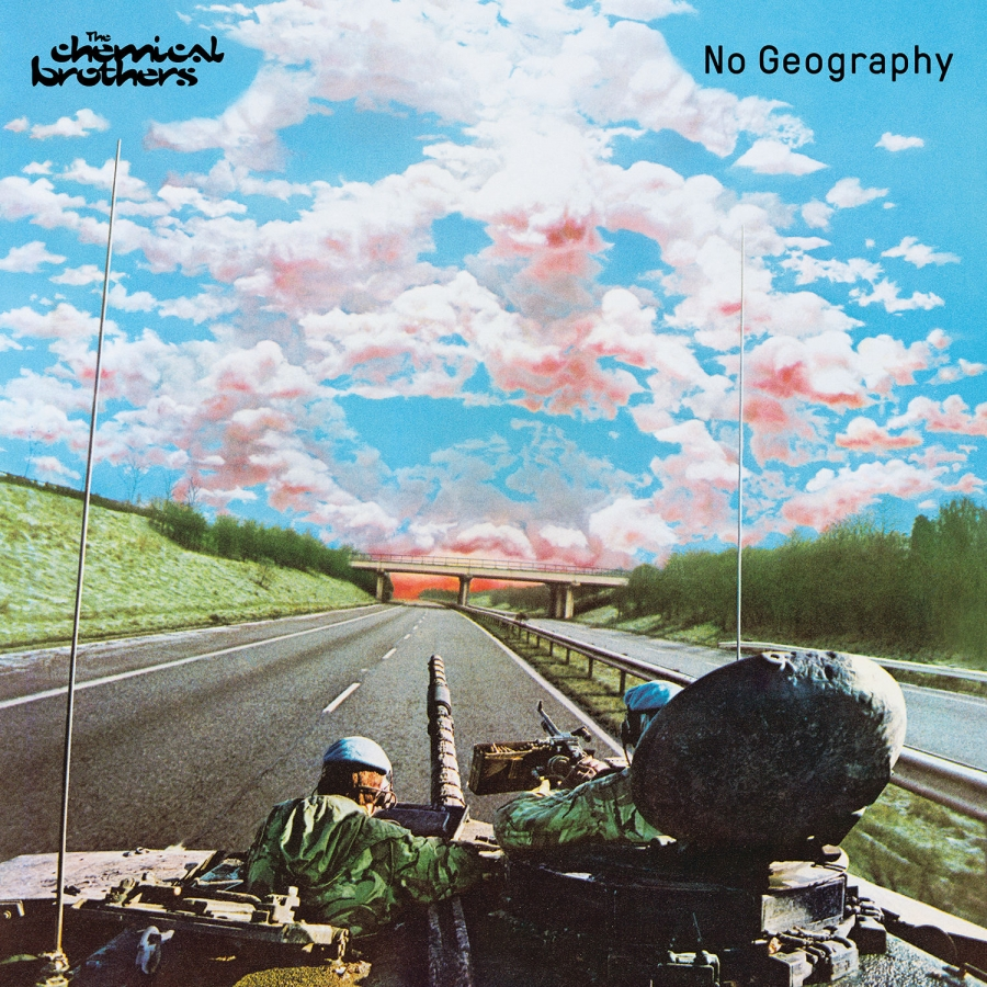 The Chemical Brothers - No Geography (Import)