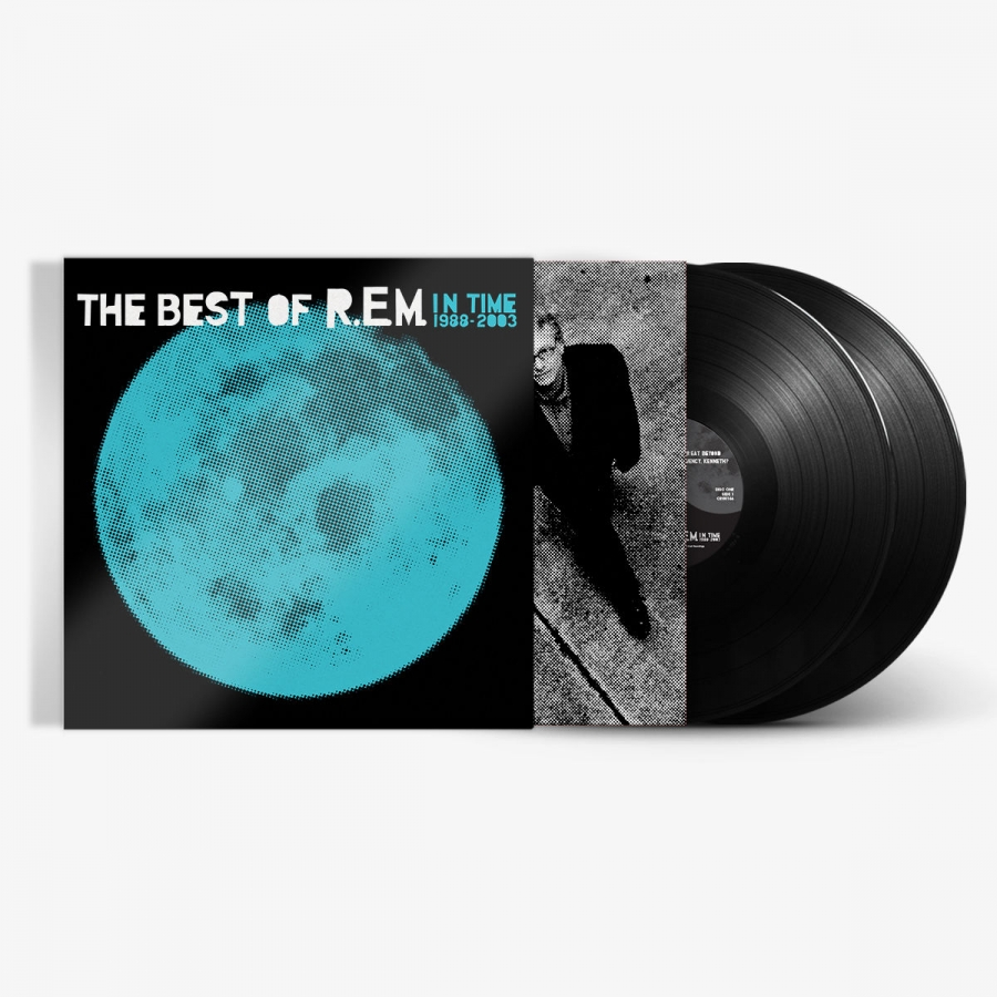 REM - In Time: The Best Of  (2LP)