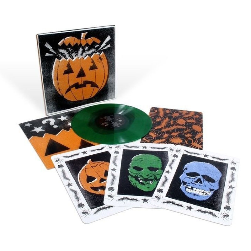 Soundtrack - Halloween III (LP Color + Cartas)
