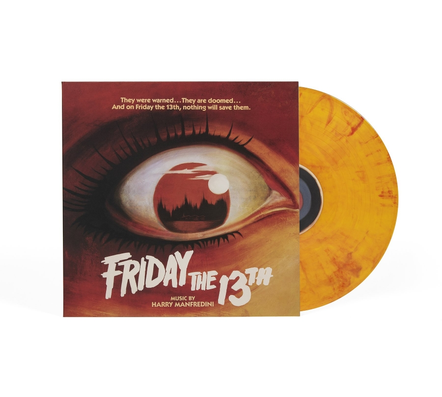 Soundtrack - Friday The 13th (LP Color)
