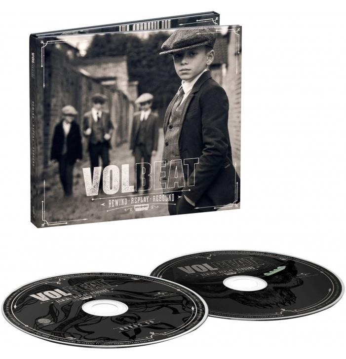 Volbeat - Rewind Replay Rebound (2CD Import)