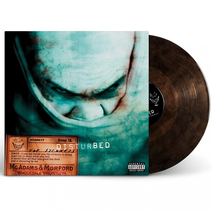 Disturbed - The Sickness (LP Color)
