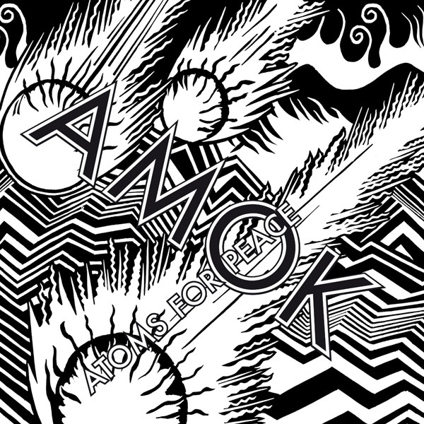 Atoms For Peace - Amok (2LP+CD)