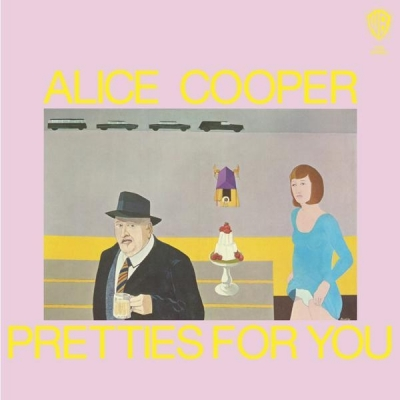 Alice Cooper - Pretties For You (Lp Color)