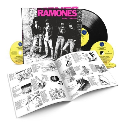 Ramones - Rocket To Russia 40Th (3CD + LP)