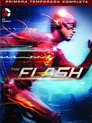 The Flash - Temp 1 (5DVD)