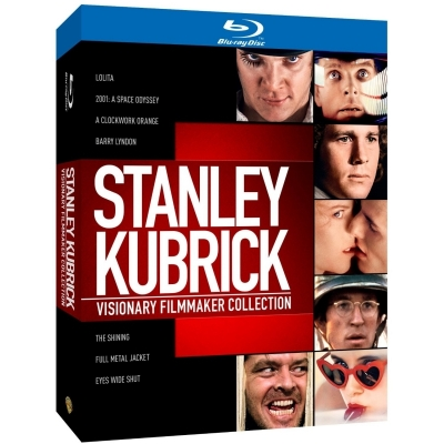 Stanley Kubrick Collection (8BR Import)