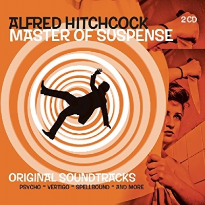 Soundtrack - Alfred Hitchcock / Master Of Suspence (2CD Import)