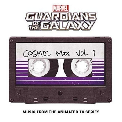 Soundtrack - Guardians of the Galaxy: Cosmic Mix Vol. 1 (Import)