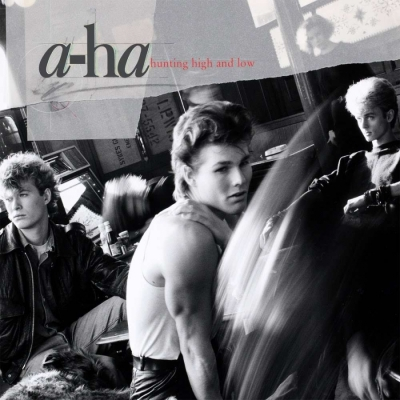 A-HA - Hunting High And Low (LP Color)