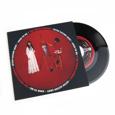 The White Stripes - Seven Nation Army (Single 7