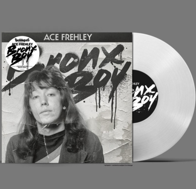 Ace Frehley - Bronx Boy (Single 12