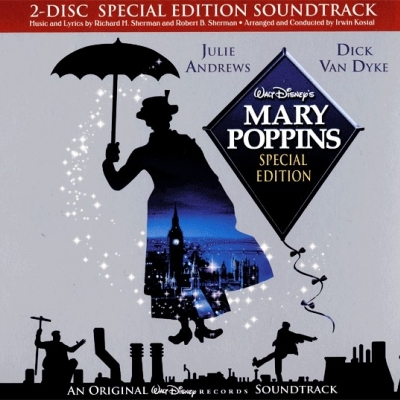 Soundtrack - Mary Poppins (2CD Import)