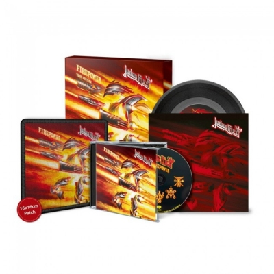 Judas Priest - Firepower Tour Edition (CD + Single 7