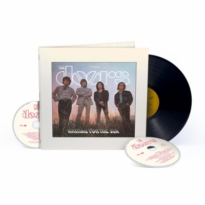 The Doors - Waiting For The Sun 50th (LP+2CD Import)