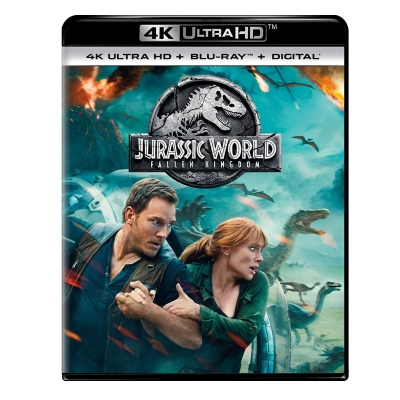 Jurassic World - Fallen Kingdom 4K (2BR Import)