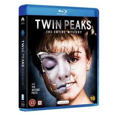 Twin Peaks Collection - The Entire Mystery (10BR Import)