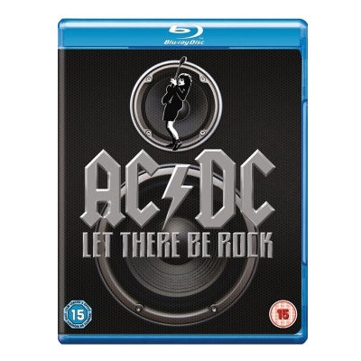AC/DC - Let There Be Rock (BR Import)