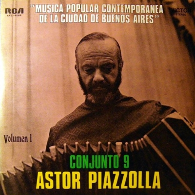 Astor Piazzolla - Musica Popular Contemporanea I