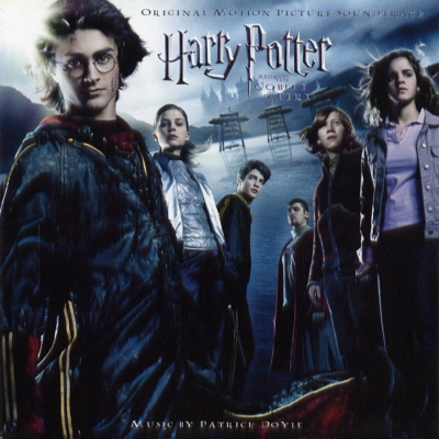 Soundtrack - Harry Potter And The Goblet Of Fire (Import)