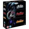 Avengers: 3 Movie Collection (3BR Import)