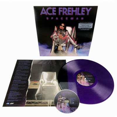 Ace Frehley - Spaceman (LP Color + CD)