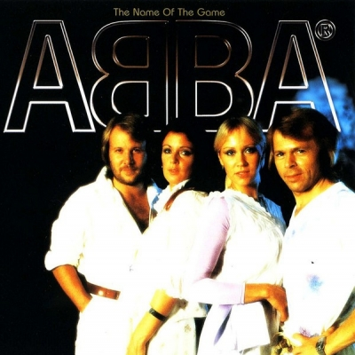 ABBA - The Name Of The Game (Import)