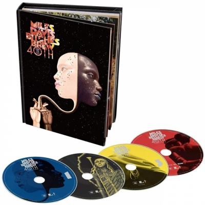 Miles Davis - Bitches Brew (3CD+DVD Import)