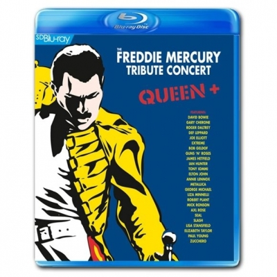 Queen - The Freddie Mercury Concert ( BR Import)