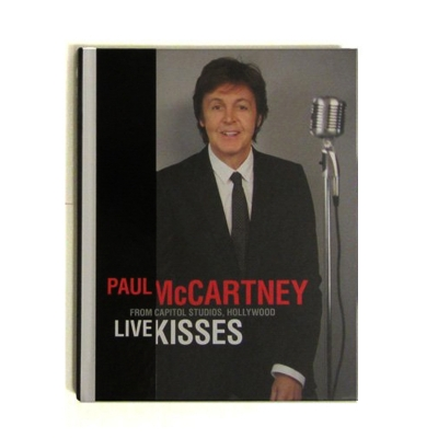 Paul McCartney - Live Kisses (BR Import)