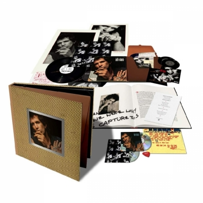 Keith Richards - Talk Is Cheap Deluxe Edition