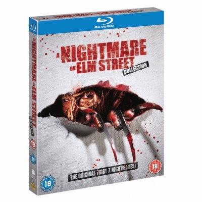 Nightmare On Elm Street (4BR+DVD Import)
