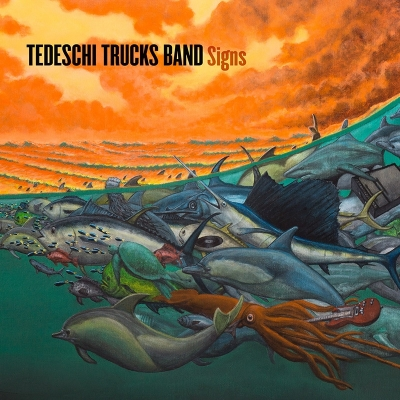 Tedeschi Trucks Band - Signs (LP + Single)